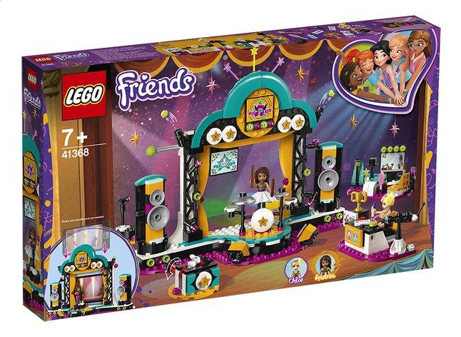 Afbeelding van LEGO Friends 41368 Andrea's talentenjacht from DreamLand