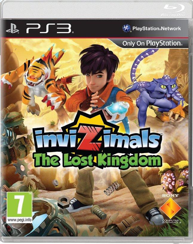 Image pour PS3 Invizimals The Lost Kingdom FR/ANG à partir de DreamLand