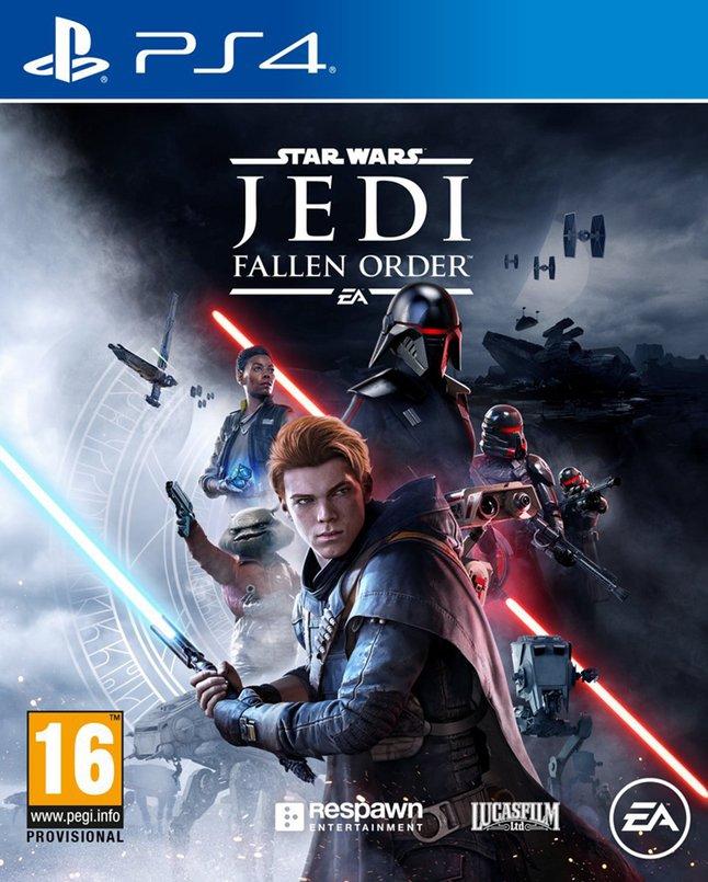 PS4 Star Wars Jedi: Fallen Order FR/ANG