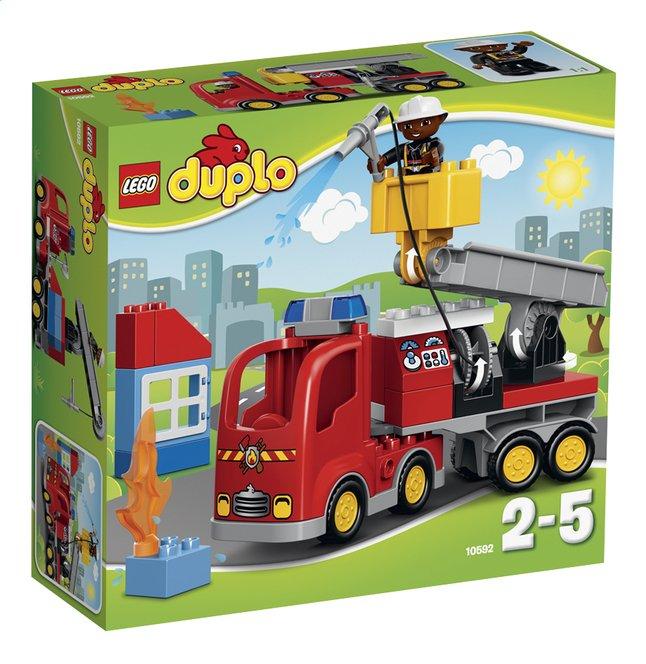 Image pour LEGO DUPLO 10592 Le camion de pompiers à partir de DreamLand
