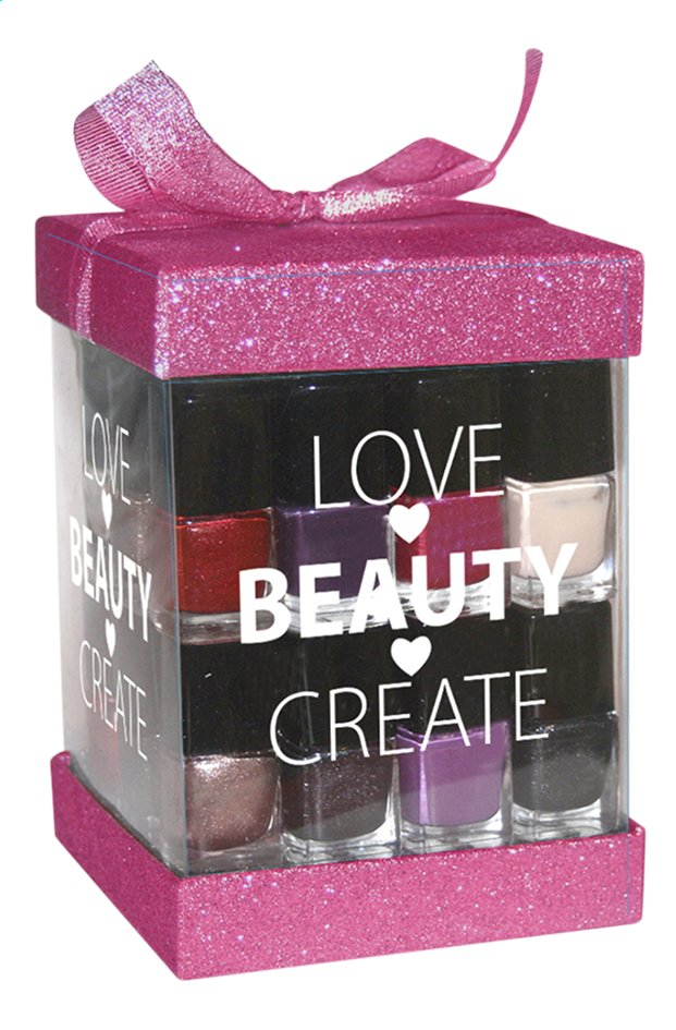 Afbeelding van Geschenkset nagellak Love Beauty create from DreamLand