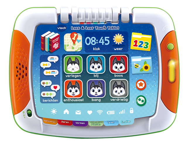 VTech tablet Lees & Leer Touch tablet