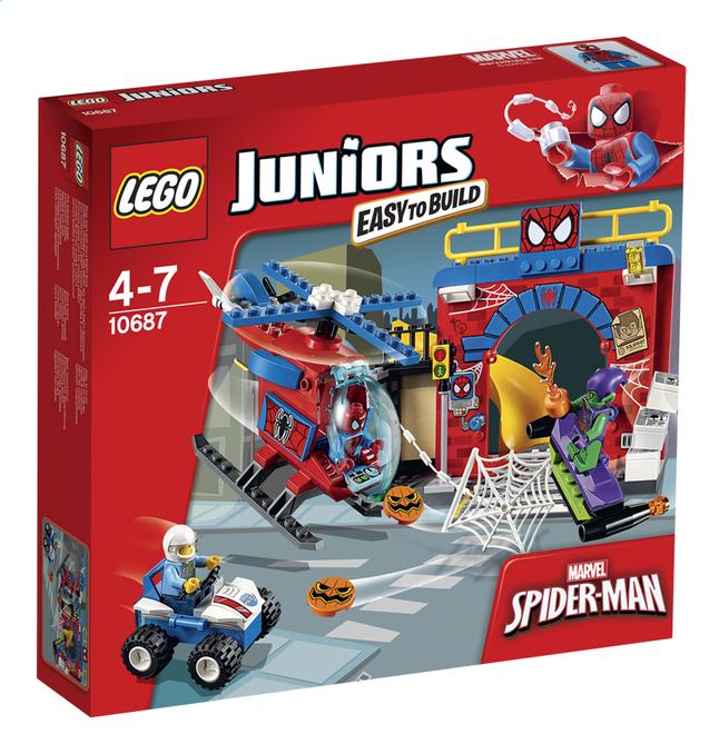 Image pour LEGO Juniors 10687 La cachette de Spider-Man à partir de DreamLand