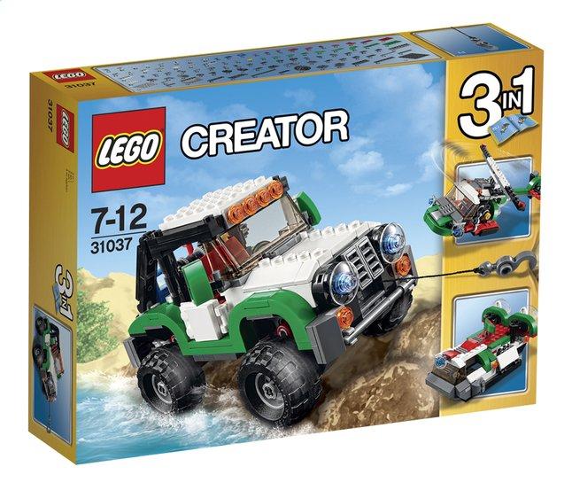 Afbeelding van LEGO Creator 31037 Avontuurlijke voertuigen from DreamLand