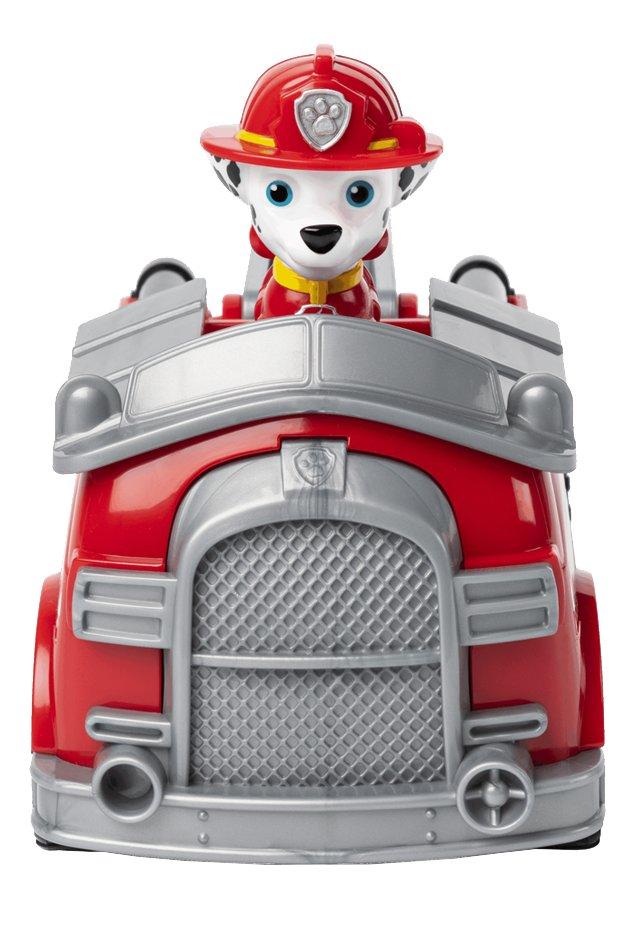 Afbeelding van Hulpdienstvoertuig PAW Patrol Basic Marshall Fire Engine from DreamLand