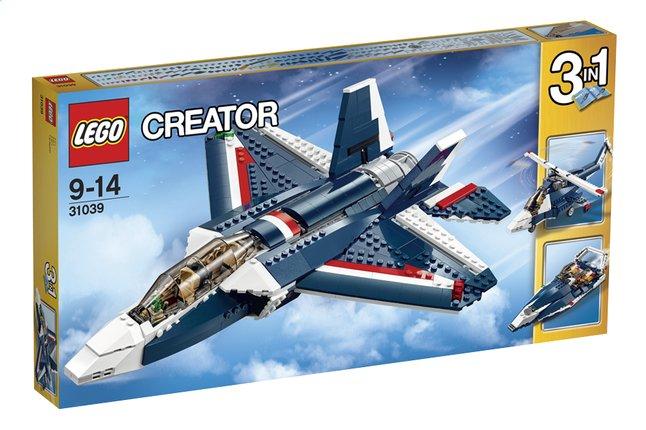 Afbeelding van LEGO Creator 31039 Blauwe Straaljager from DreamLand