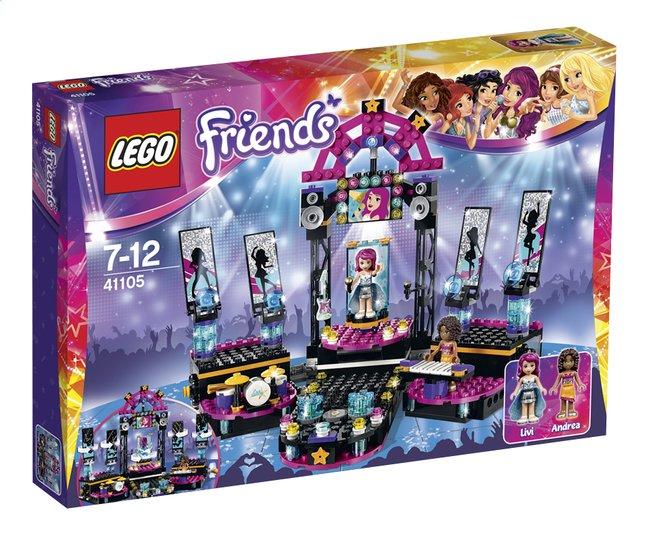 Image pour LEGO Friends 41105 La scène de la chanteuse à partir de DreamLand
