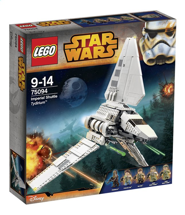 Image pour LEGO Star Wars 75094 Imperial Shuttle Tydirium à partir de DreamLand