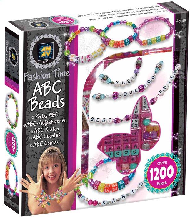 Image pour Coffret de perles Fashion Time ABC à partir de DreamLand