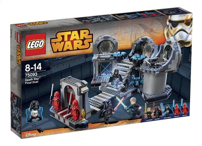 Afbeelding van LEGO Star Wars 75093 Death Star Final Duel from DreamLand