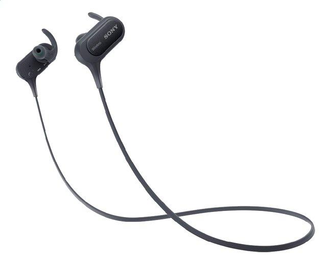 Image pour Sony écouteurs MDR-XB50BS noir à partir de DreamLand