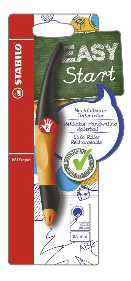 Afbeelding van STABILO rollerball Easy Start voor rechtshandigen oranje from DreamLand