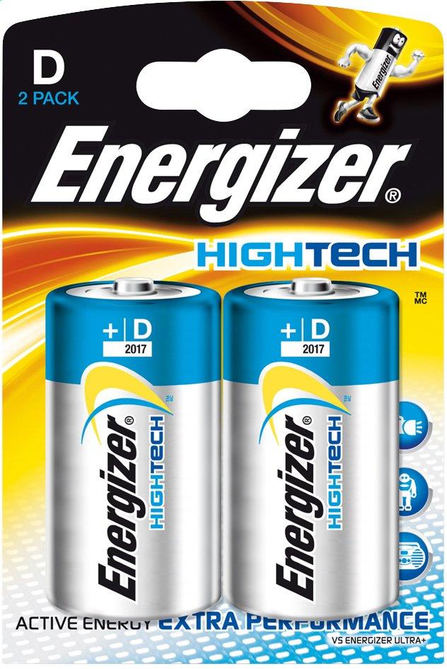 Image pour Energizer 2 piles D High tech à partir de DreamLand