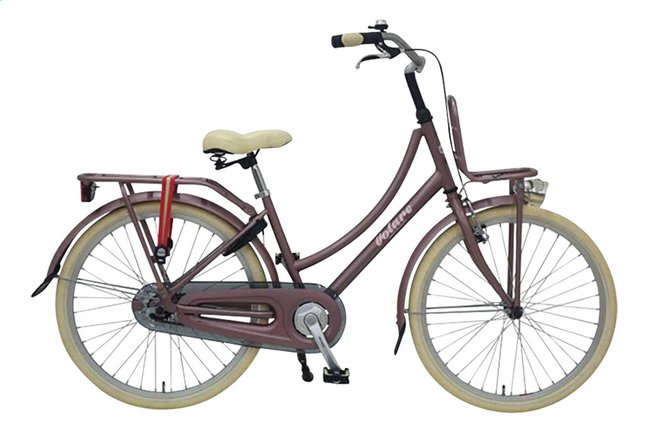 Afbeelding van Volare citybike Excellent oud roze 24