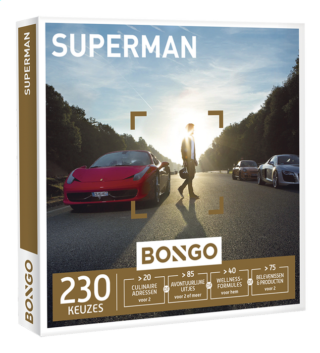 Afbeelding van Bongo Superman from DreamLand