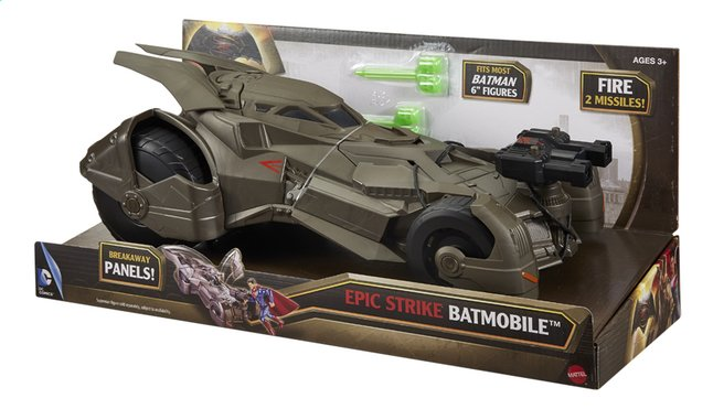 Image pour Batman v Superman Epic Strike Batmobile à partir de DreamLand