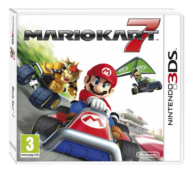 Image pour Nintendo 3DS Mario Kart 7 FR à partir de DreamLand