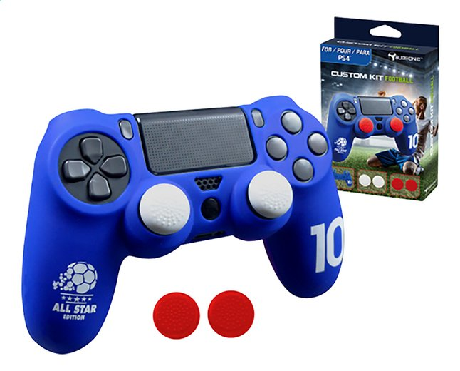 Afbeelding van Subsonic Custom kit Football voor PS4 blauw from DreamLand