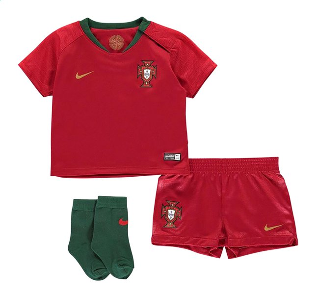 Afbeelding van Nike voetbaloutfit Breathe Portugal Home from DreamLand