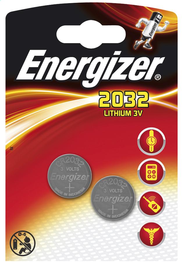 Afbeelding van Energizer 2 CR2032-knopcelbatterijen from DreamLand