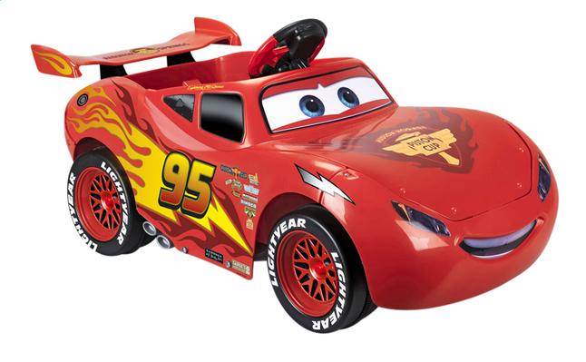 Afbeelding van Feber elektrische auto Disney Cars Bliksem McQueen from DreamLand