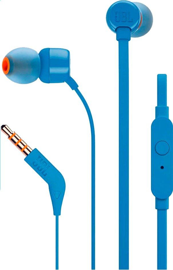JBL écouteurs Tune 110 bleu