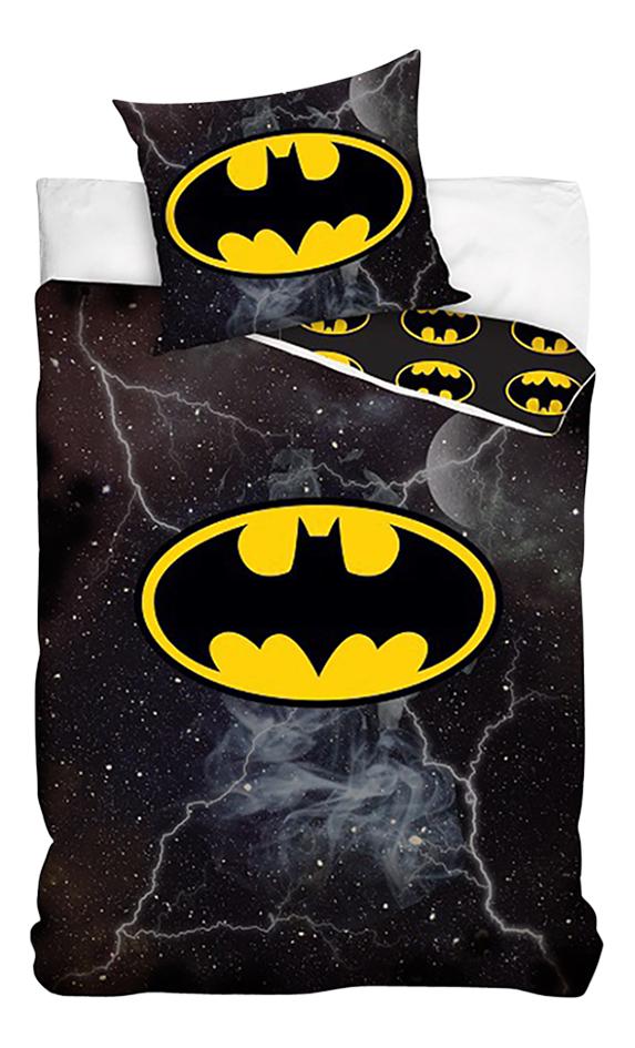 Afbeelding van Dekbedovertrek Batman katoen 140 x 200 cm from DreamLand