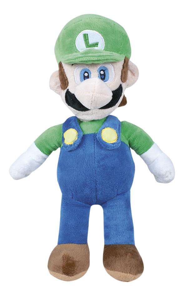 Peluche Mario Bros - Luigi 36 cm