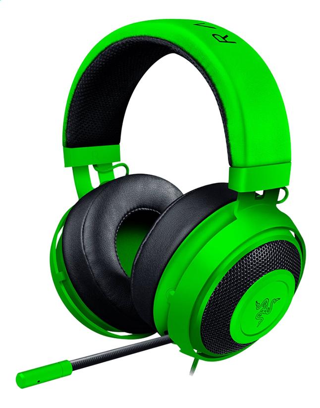 Afbeelding van Razer headset Kraken Pro V2 groen from DreamLand