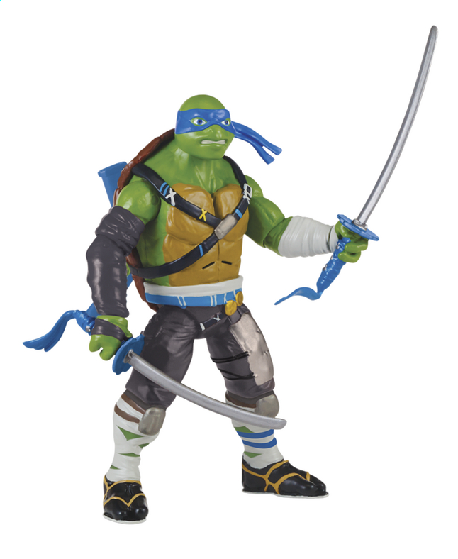 Afbeelding van Figuur Teenage Mutant Ninja Turtles Out of the Shadows deluxe Leonardo from DreamLand