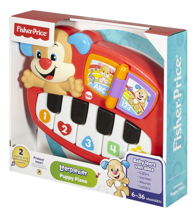 Afbeelding van Fisher-Price Laugh & Learn Puppy's Piano from DreamLand