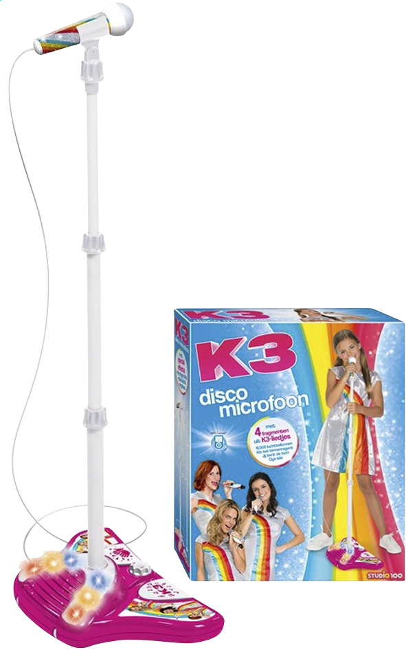 Image pour Micro sur pied K3 à partir de DreamLand
