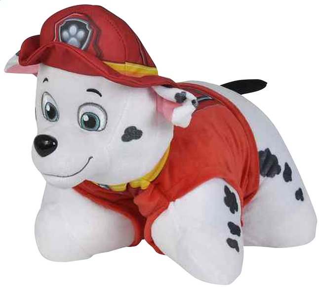 Afbeelding van Pluche PAW Patrol Pillow Pet Marshall 40 cm from DreamLand