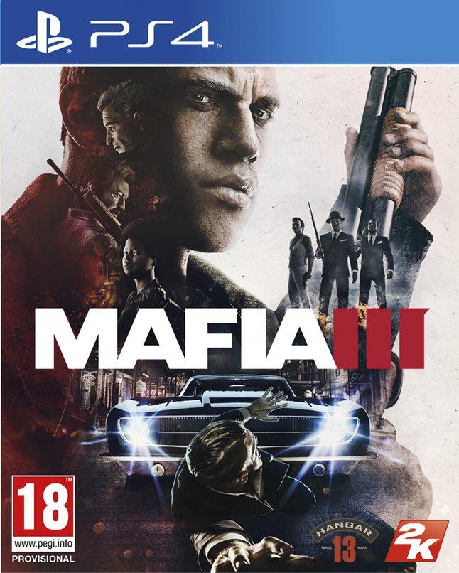 Image pour PS4 Mafia III FR/NL à partir de DreamLand
