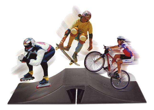 Afbeelding van Skateramp set from DreamLand