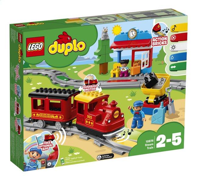 Afbeelding van LEGO DUPLO 10874 Stoomtrein from DreamLand