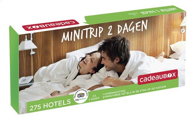 Afbeelding van Cadeaubox Minitrip 2 Dagen from DreamLand