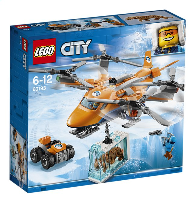 Afbeelding van LEGO City 60193 Poolluchttransport from DreamLand