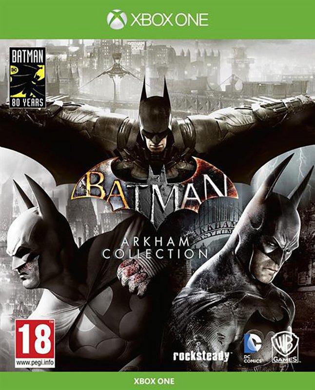 Image pour Xbox One Batman Arkham Collection FR/ANG à partir de DreamLand