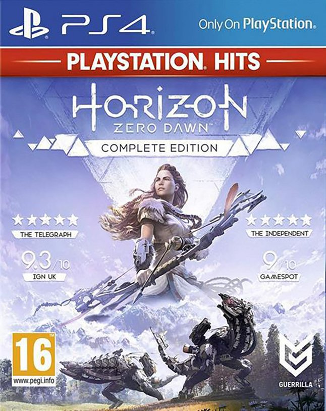 Afbeelding van PS4 Horizon Zero Dawn PlayStation Hits ENG/FR from DreamLand