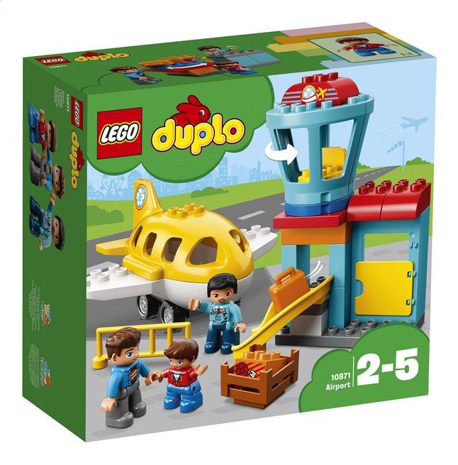 Afbeelding van LEGO DUPLO 10871 Vliegveld from DreamLand