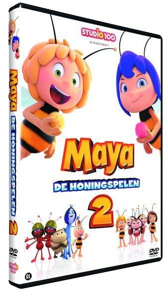 Afbeelding van Dvd Maya De Bij - De Honingspelen 2 from DreamLand