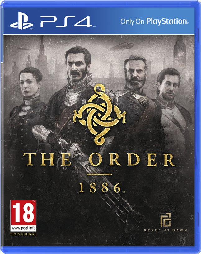 Afbeelding van PS4 The Order: 1886 ENG/FR from DreamLand
