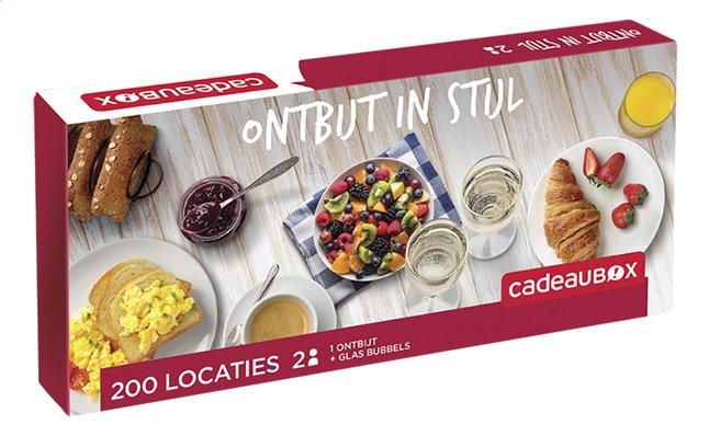 Afbeelding van Cadeaubox Ontbijt in Stijl from DreamLand
