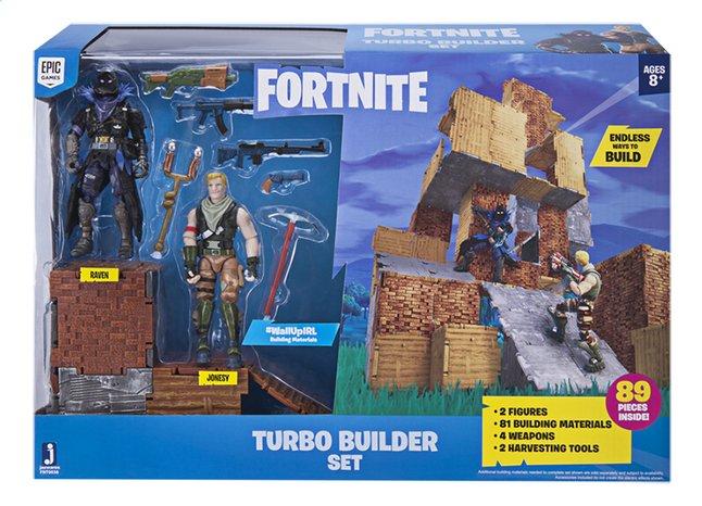 Afbeelding van Fortnite Turbo Builder set met Jonesy en Raven from DreamLand