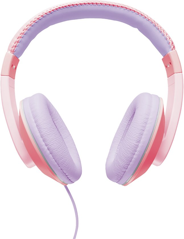 Afbeelding van Trust Hoofdtelefoon Sonin Kids pink/purple from DreamLand