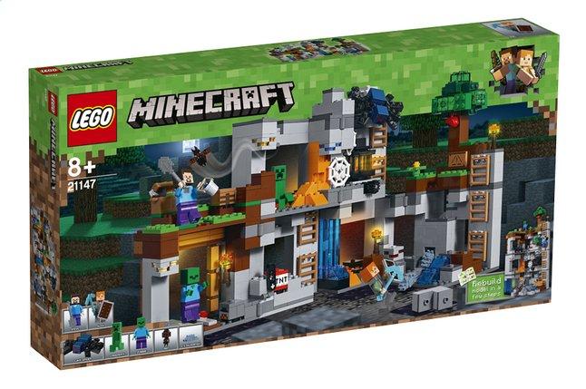 Afbeelding van LEGO Minecraft 21147 De Bedrock avonturen from DreamLand