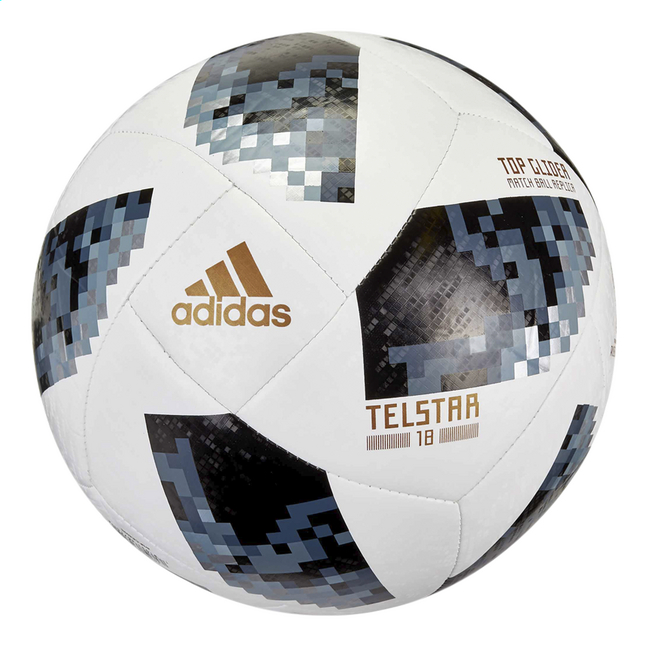 Image pour Adidas ballon de football Telstar Coupe du Monde 18 replica taille 5 à partir de DreamLand