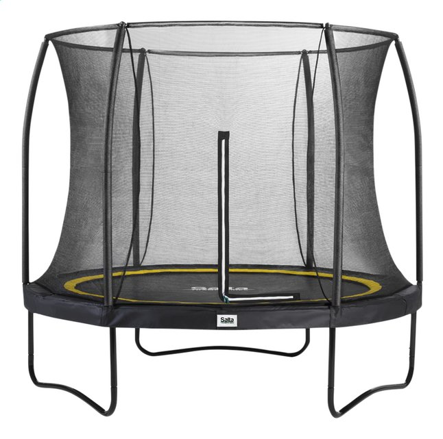 Salta ensemble trampoline Comfort Edition Ø 2,13 m noir