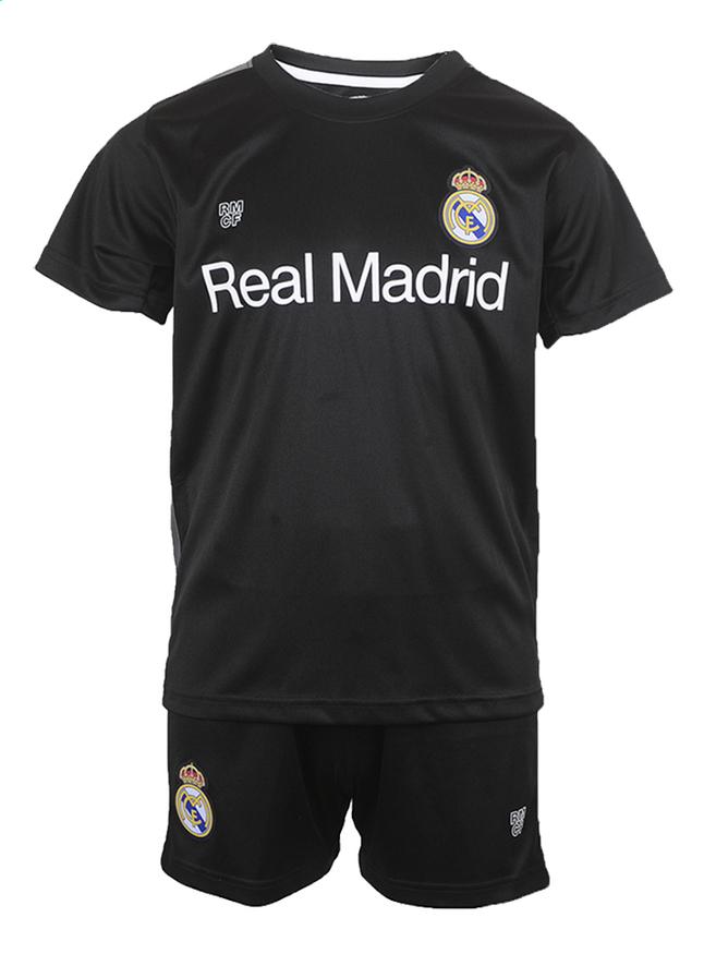 Afbeelding van Voetbaloutfit Real Madrid 2018-2019 zwart from DreamLand
